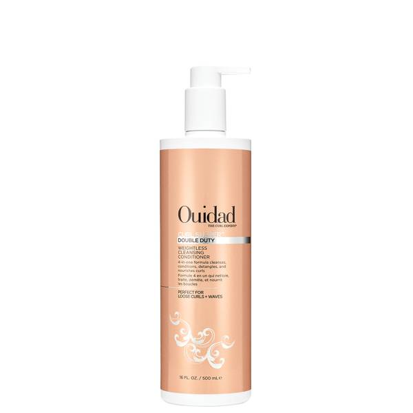 Ouidad Double Duty Weightless Cleansing Conditioner 500ml