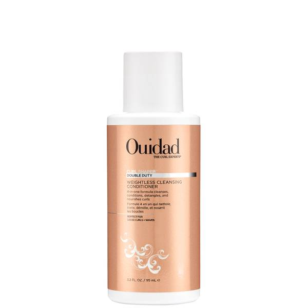 Ouidad Double Duty Weightless Cleansing Conditioner 95ml