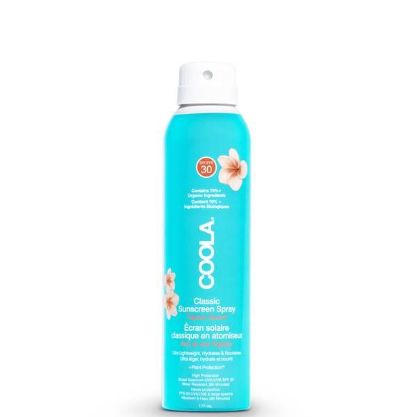 COOLA Tropical Coconut Spray SPF30 177ml