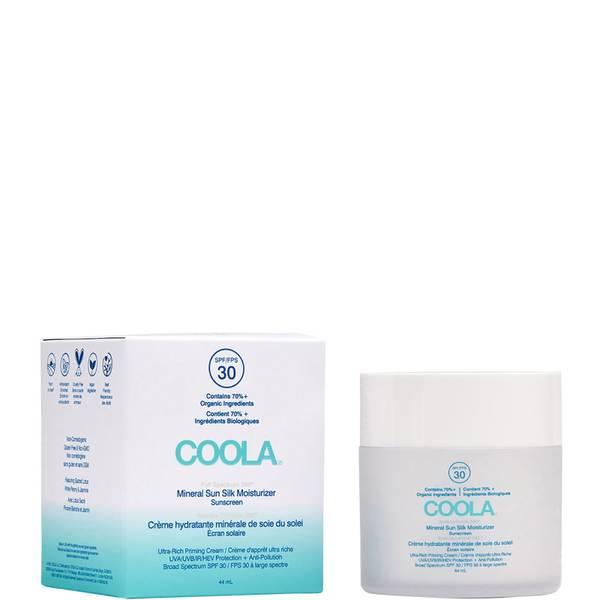 COOLA Mineral Silk Moisturiser SPF30 44ml