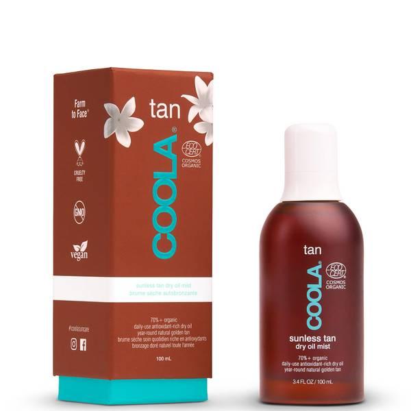 COOLA Sunless Tan Dry Oil Mist 100ml