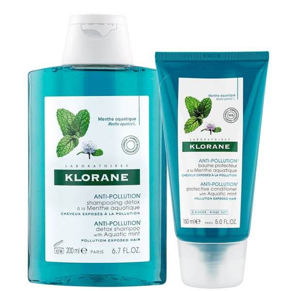 KLORANE Aquatic Mint Duo