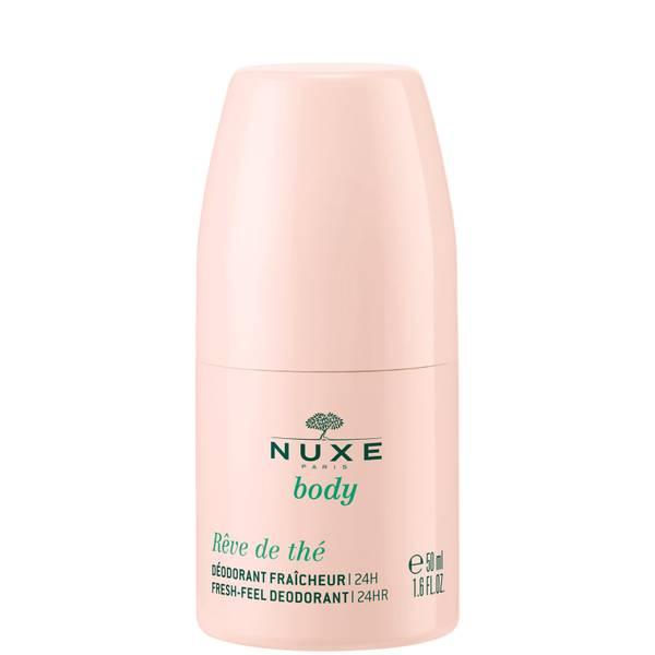 Nuxe Body Rêve De Thé 24-Hour Fresh-Feel Roll-On Deodorant