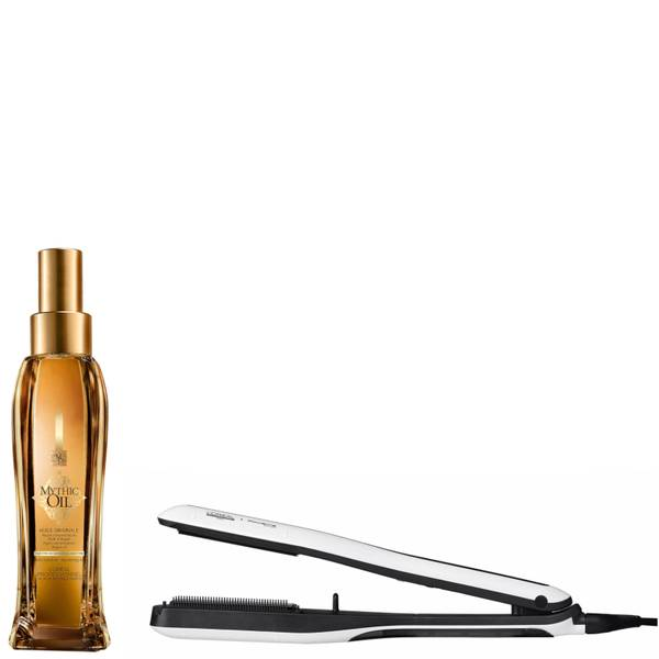 L'Oréal Professionnel Steampod 3.0 and Mythic Oil Set