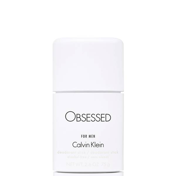 Calvin Klein Men's Obsessed Deodorant Stick 75ml