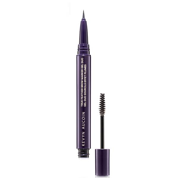 Kevyn Aucoin True Feather Brow Marker Gel Duo 1.9ml (Various Shades)