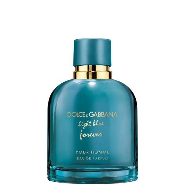Dolce&Gabbana Light Blue Pour Homme Forever Eau de Parfum (Various Sizes)