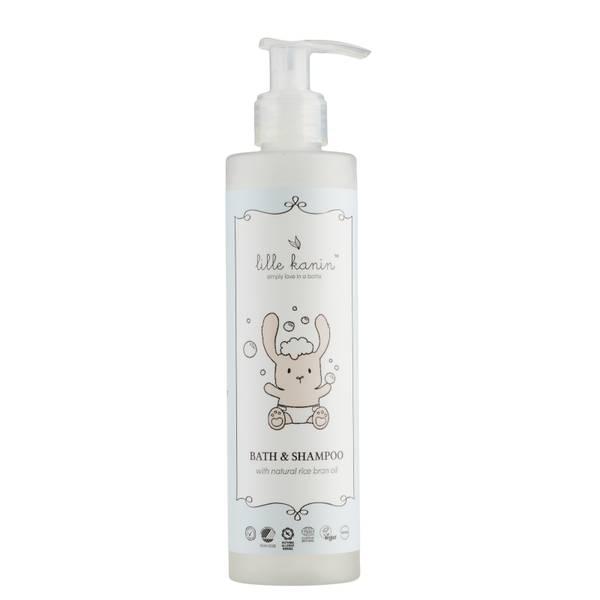 Lille Kanin Cosmos Natural Bath and Shampoo 250ml