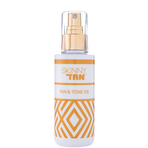 Skinny Tan Tan and Tone Oil 145ml