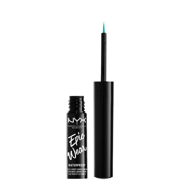NYX Professional Makeup Epic Wear Metallic Liquid Liner 3.5ml (Various Shades)