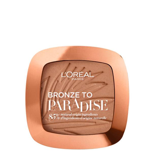 L'Oreal Paris Bronze to Paradise Matte Bronzing Powder 36.5g (Various Shades)
