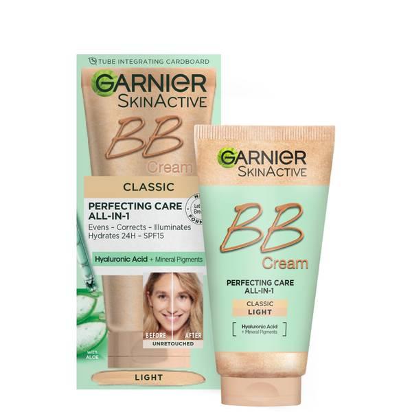 Garnier SkinActive BB Cream Tinted Moisturiser SPF15 - Classic Light