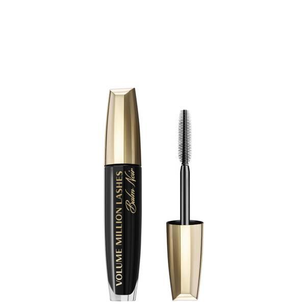 L'Oréal Paris Volumen Million Wimpern Balm Noir Mascara - Schwarz 8.9g