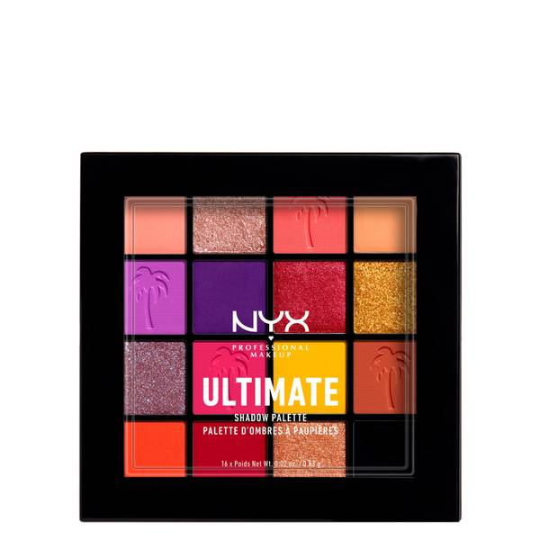 NYX Professional Makeup Ultimate Shadow Palette - Festival