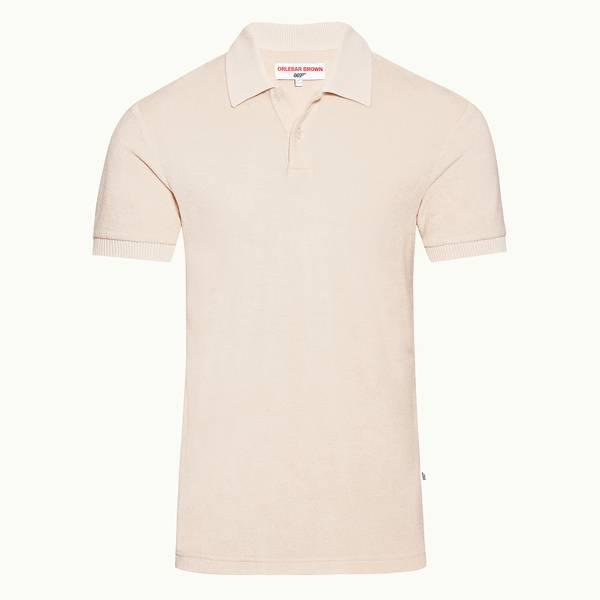 Dr No Towelling Polo 007 Towelling 폴로셔츠 쉘(Shell)