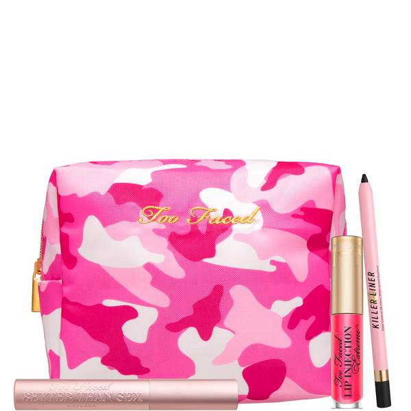 Too Faced Limited Edition Army of Love Set (Worth £52.00)