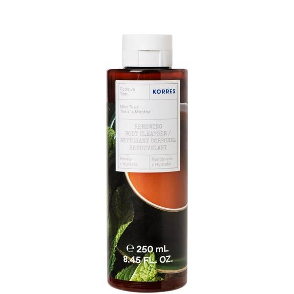 KORRES Mint Tea Renewing Body Cleanser 250ml