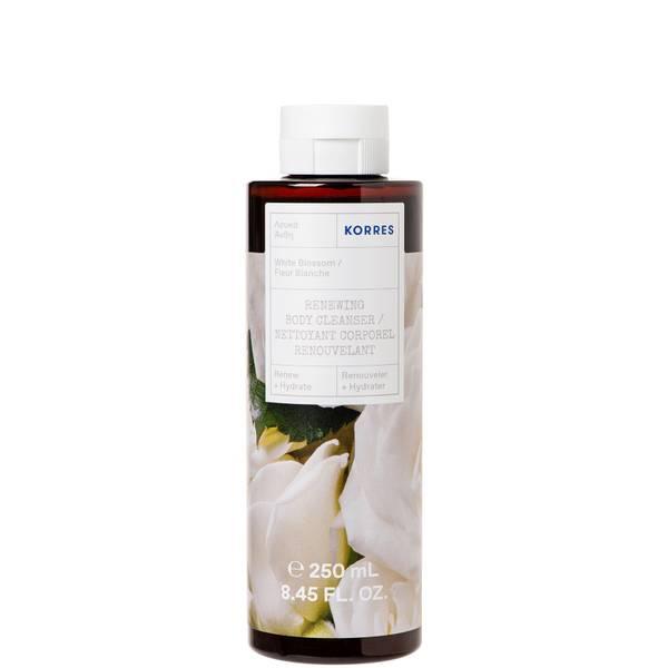 KORRES White Blossom Renewing Body Cleanser 250ml