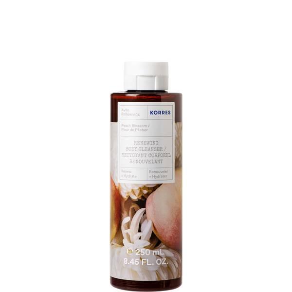 KORRES Peach Blossom Renewing Body Cleanser 250ml