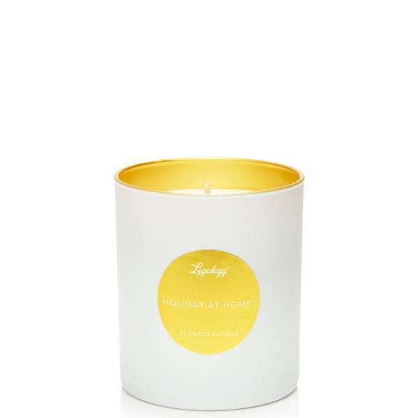 Legology Holiday-at-Home Scented Candle 30g
