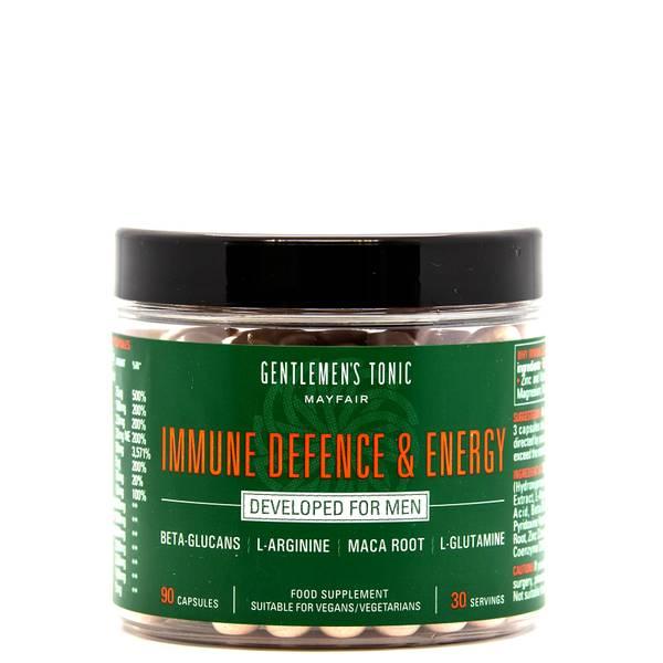 Gentlemen's Tonic Immune Defence and Energy Supplements 85g