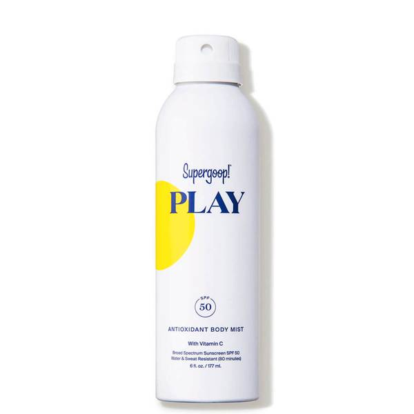 Supergoop!® PLAY Antioxidant Body Mist SPF 50 with Vitamin C 6 fl. oz.