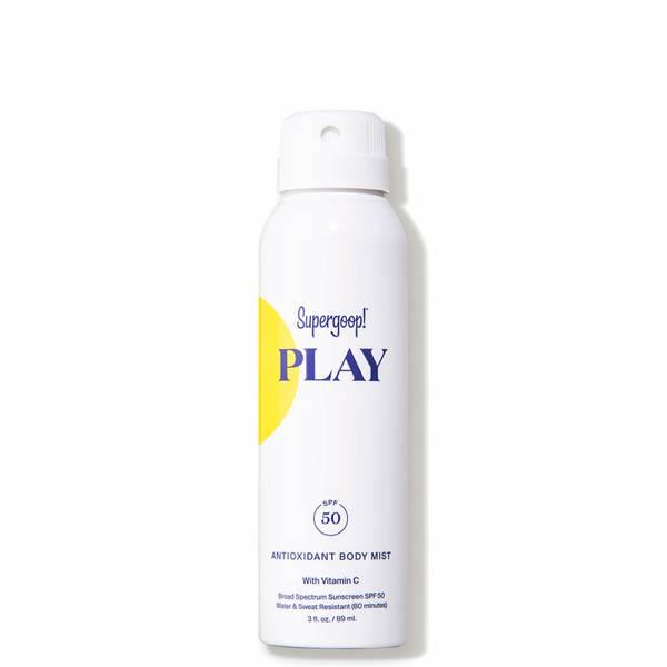 Supergoop!® PLAY Antioxidant Body Mist SPF 50 with Vitamin C 3 fl. oz.