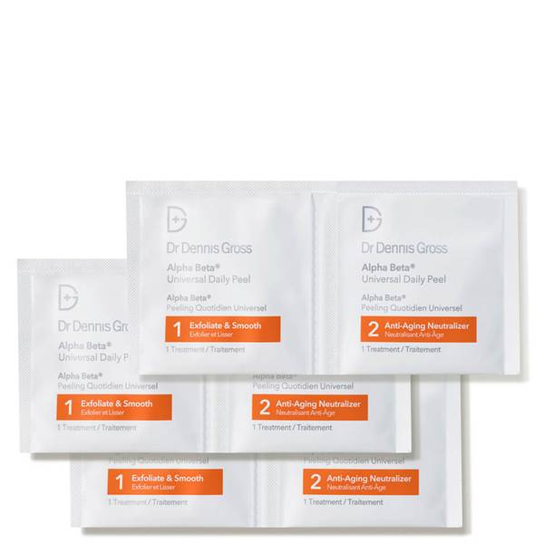 Dr Dennis Gross Alpha Beta Universal Daily Peel - Packettes (60 count)