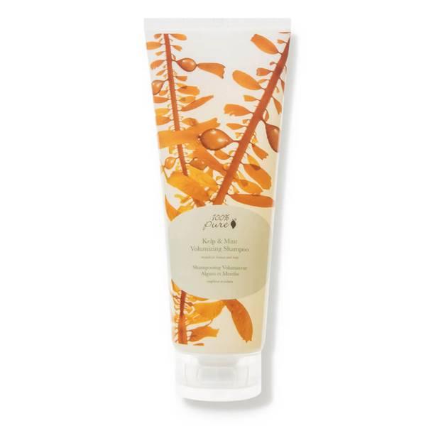 100% Pure Kelp and Mint Volumizing Shampoo (8 fl. oz.)