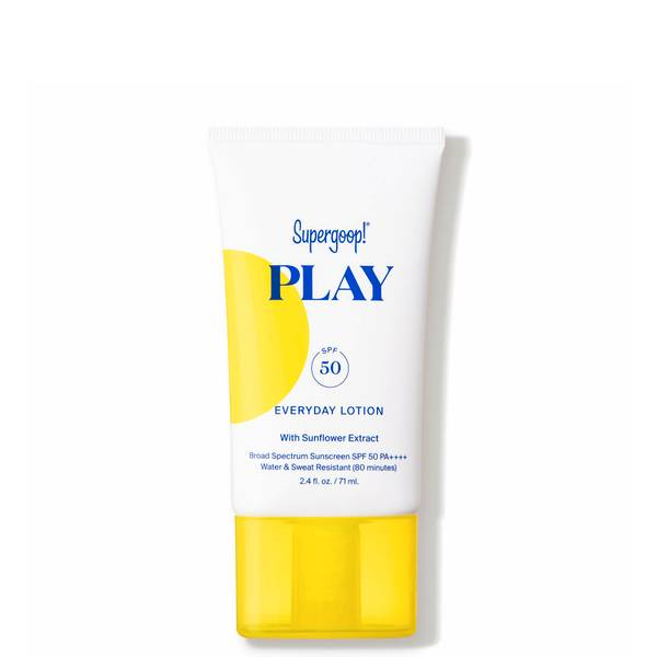 Supergoop!® PLAY Everyday Lotion SPF 50 with Sunflower Extract 2.4 fl. oz.