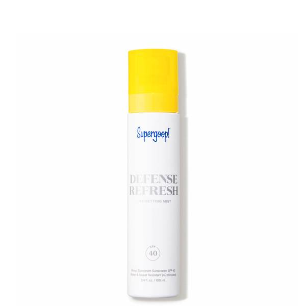 Supergoop!® Defense Refresh (Re)setting Mist SPF 40 3.4 oz.