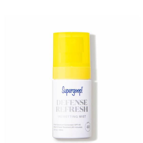 Supergoop!® Defense Refresh (Re)setting Mist SPF 40 1 oz.