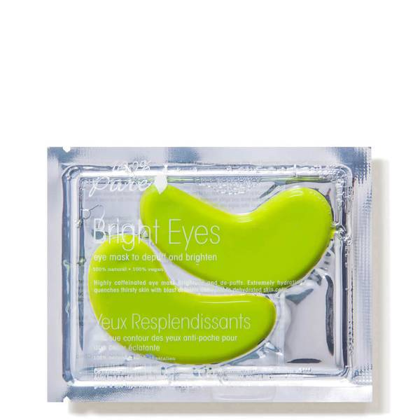 100% Pure Bright Eyes Mask Single (1 pair)