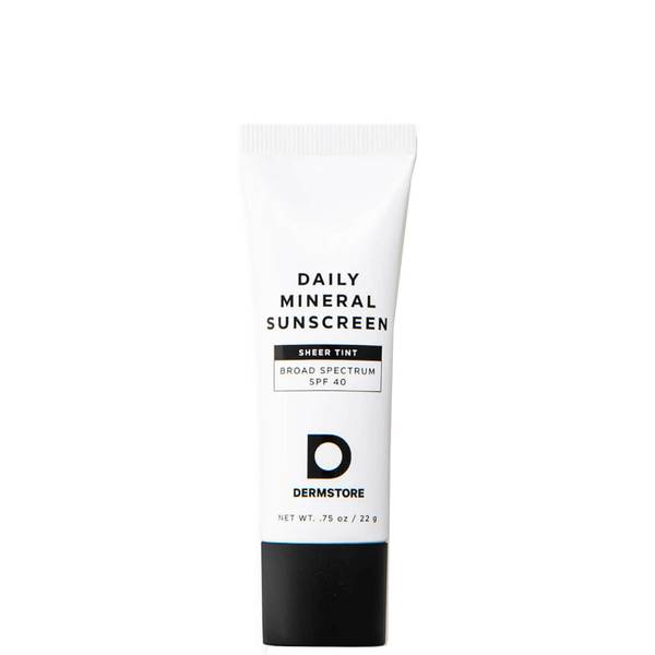 Dermstore Collection Daily Mineral Sunscreen SPF 40 (0.75 oz.)