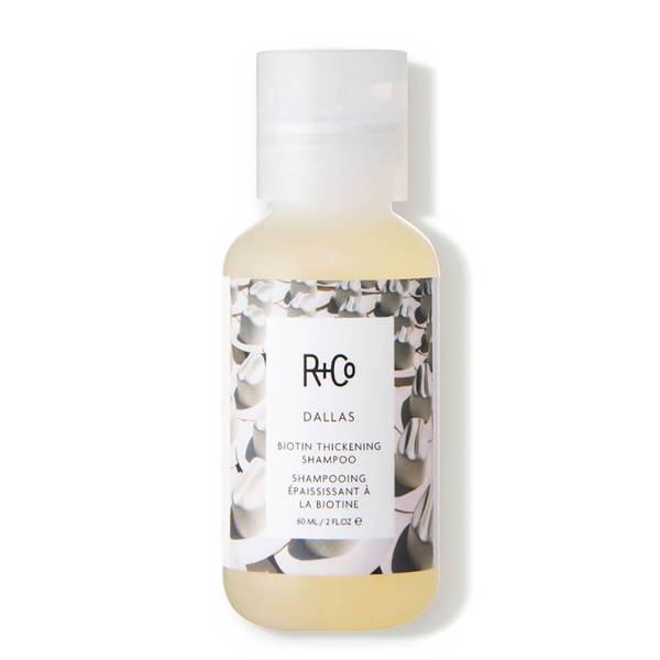 R+Co DALLAS Travel Biotin Thickening Shampoo (2 oz.)