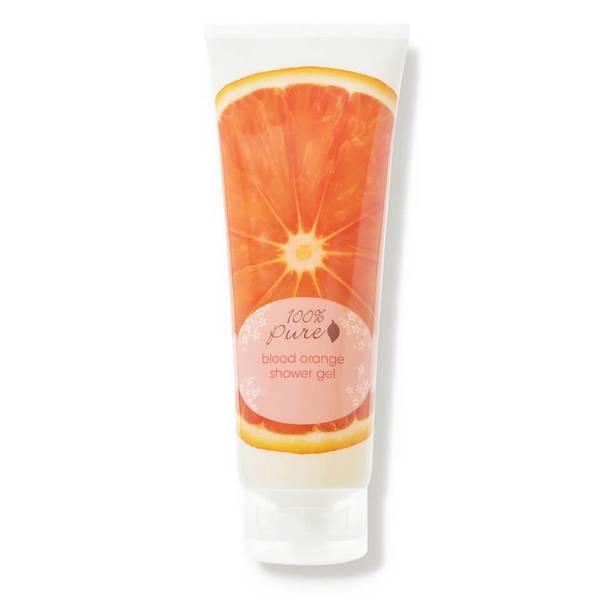 100% Pure Blood Orange Shower Gel (8 fl. oz.)