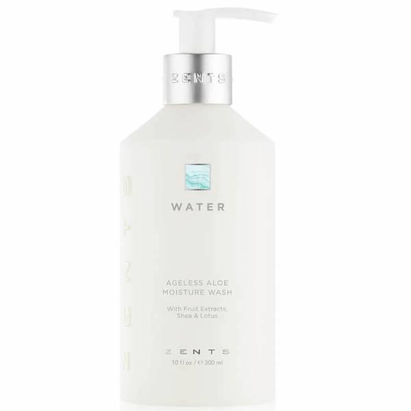 Zents Water Ageless Aloe Moisture Wash (10 fl. oz.)