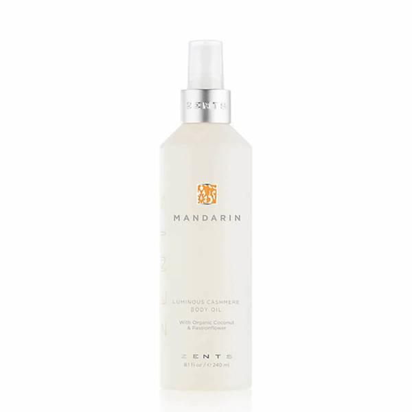 Zents Mandarin Body Oil (8 fl. oz.)