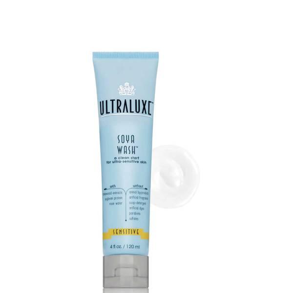 UltraLuxe Soya Wash - Sensitive (4 fl. oz.)