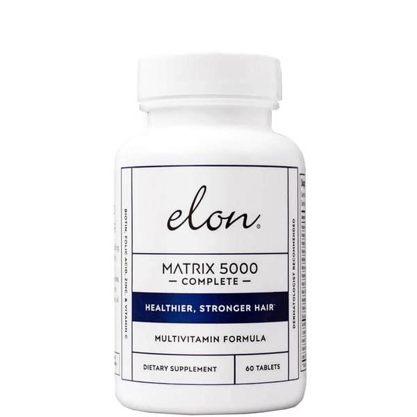 Elon Matrix 5000 Complete Multivitamin for Hair (60 tablets)
