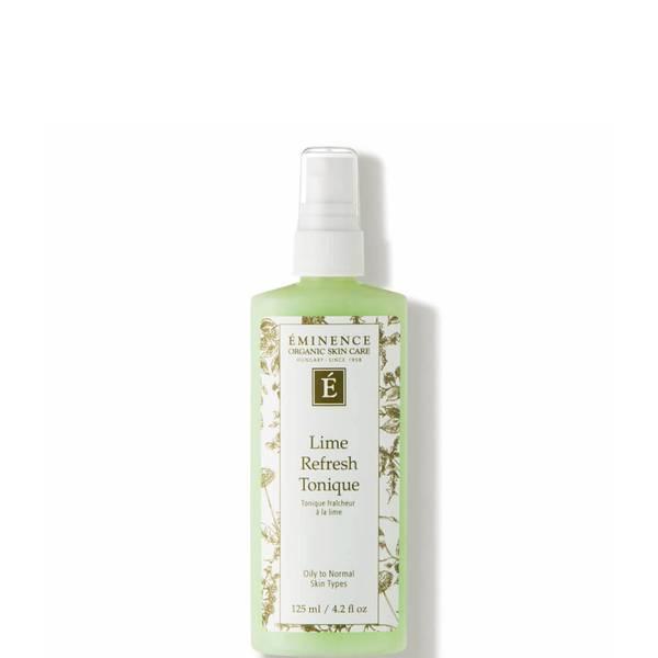 Eminence Organic Skin Care Lime Refresh Tonique 4.2 fl. oz