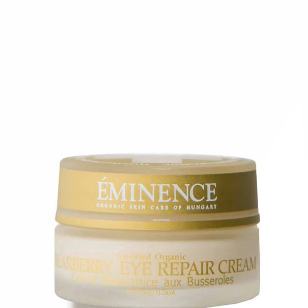 Eminence Organic Skin Care Bearberry Eye Repair Cream 0.5 oz