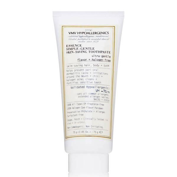 VMV Hypoallergenics Essence Simple-Gentle Skin-Saving Toothpaste (2.65 fl. oz.)