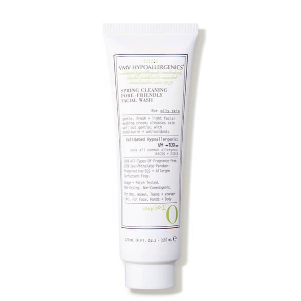 VMV Hypoallergenics Spring Cleaning Pore-Friendly Facial Wash for Oily Skin (4 fl. oz.)