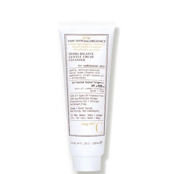 VMV Hypoallergenics Superskin Hydra Balance Gentle Cream Cleanser for Combination Skin (4 fl. oz.)