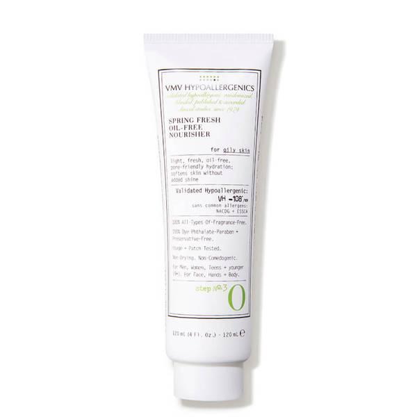 VMV Hypoallergenics Spring Fresh Oil-Free Nourisher for Oily Skin (4 fl. oz.)