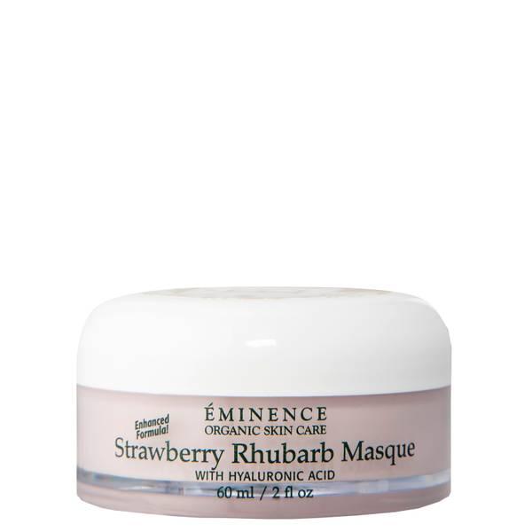 Eminence Organic Skin Care Strawberry Rhubarb Masque 2 fl. oz