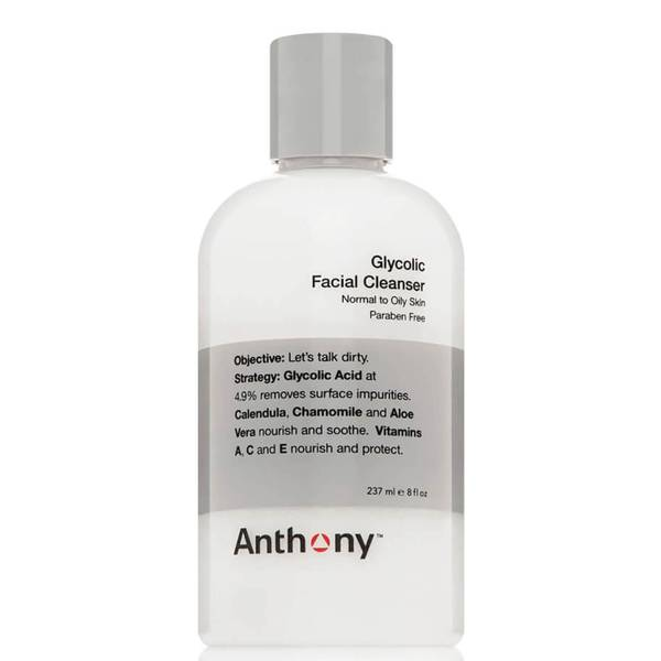 Anthony Glycolic Facial Cleanser (8 fl. oz.)