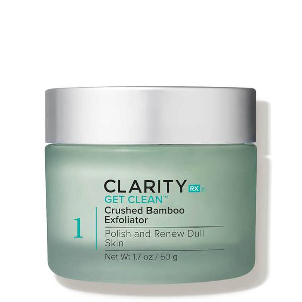 ClarityRx Get Clean Crushed Bamboo Exfoliator (1.7 oz.)