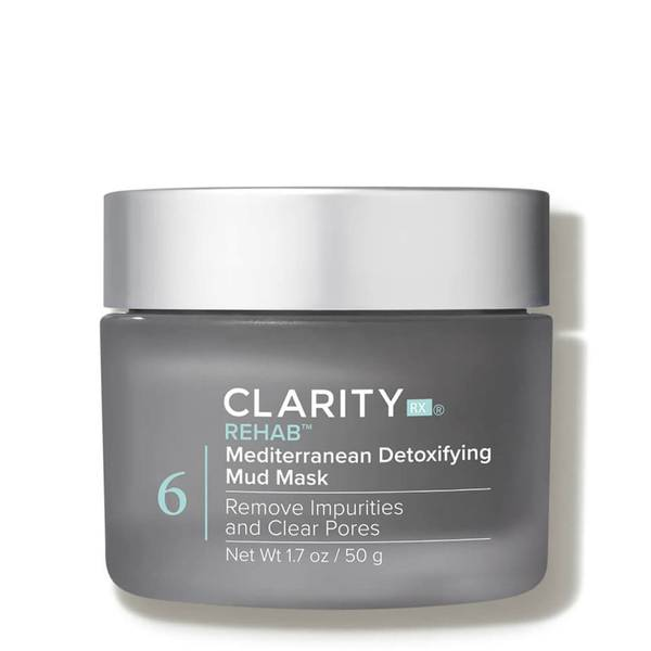 ClarityRx Rehab Mediterranean Detoxifying Mud Mask (1.7 oz.)